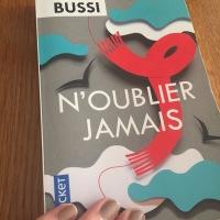 N'oublier jamais - Michel Bussi