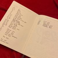 Commencer un Bullet Journal