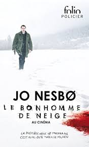 """Résultat de recherche d'images pour """"le bonhomme de neige jo nesbo"""""""