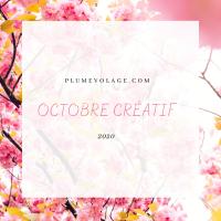 Octobre créatif : un jour, un article