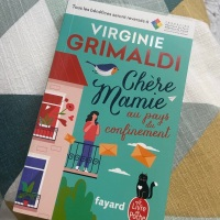 Chère mamie au pays du confinement - Virginie Grimaldi